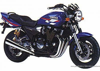 1999-XJR1300SP Blue Sarron
