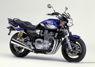 2001-XJR1300SP Deep Purplish Blue Metallic (DPBMC)