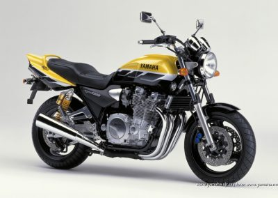 2001-XJR1300SP Reddish Yellow Cocktail (RYC1)