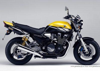 2003-XJR1300 Extreme Yellow (RYC1)