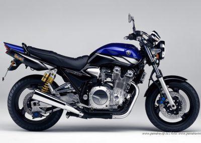 2003-XJR1300 Yamaha Blue (DPBMC)