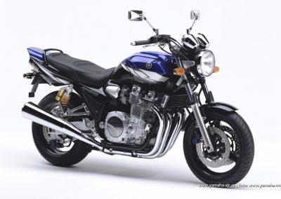 2004-XJR1300 Yamaha Blue (DPBMC)