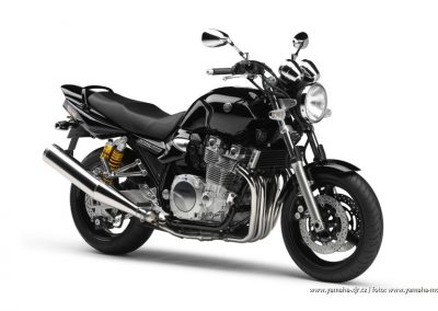 2007-XJR1300 Midnight Black (SMX)