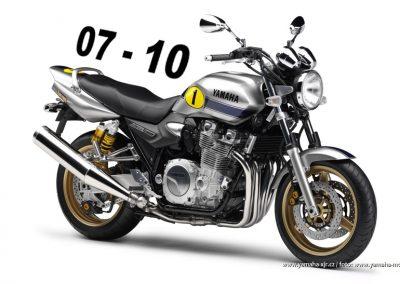 Technická specifikace Yamaha XJR 1300 07-10