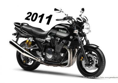 Technická specifikace Yamaha XJR 1300 2011