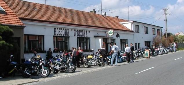 4. sraz XJR – Café Brno – Domašov