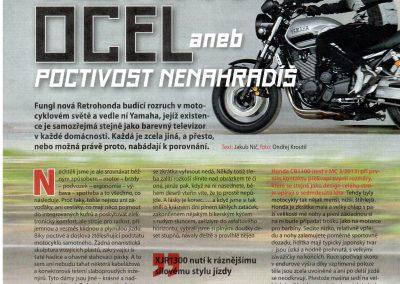 Motocykl test 1