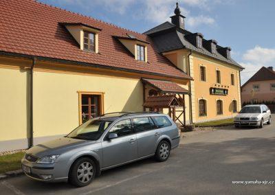Hotel Rytířsko - Mastodonttreffen 2019