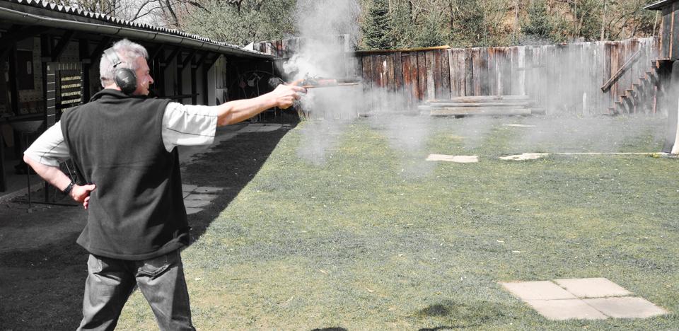 2. ročník střeleckého klání – Šebynova desítka