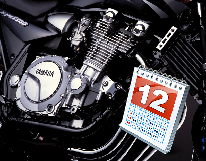 Objednej si XJR kalendář 2020