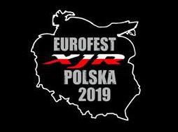 12. XJR EUROFEST 2019 – CESTOPIS