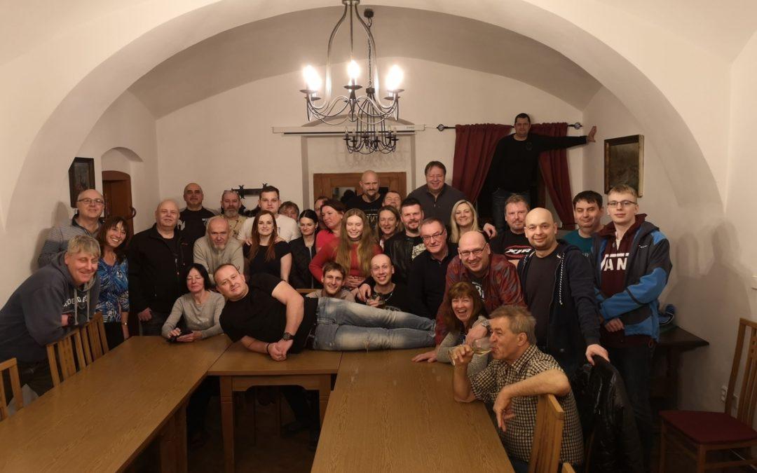 Mastodonttreffen 2020 – Rytířsko