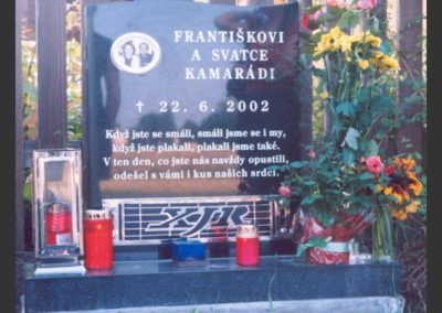 Franta-pomnik