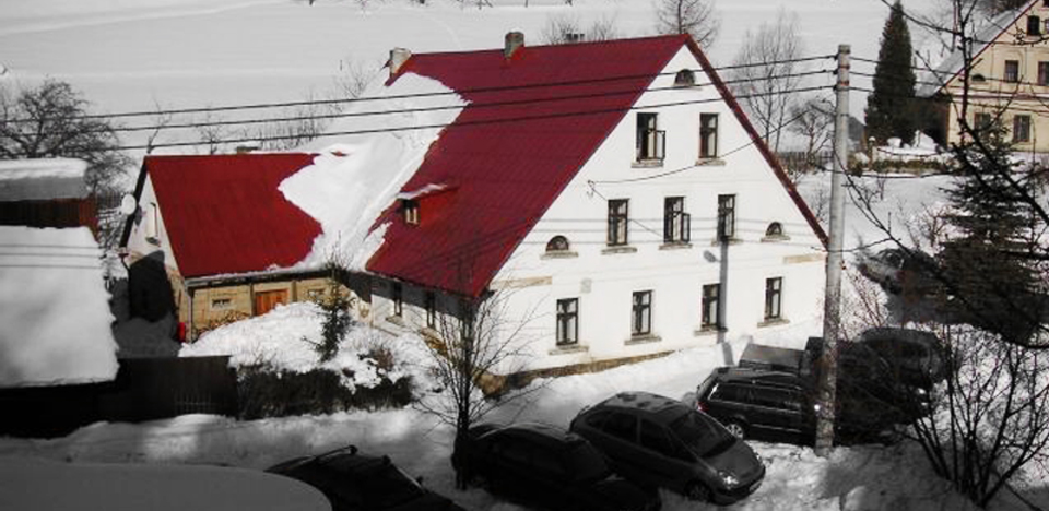 II. Zimní setkání na chatě u Buissona