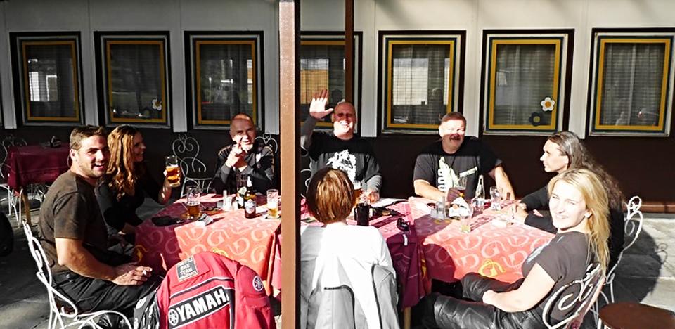 Malé podzimní setkání v Anníně